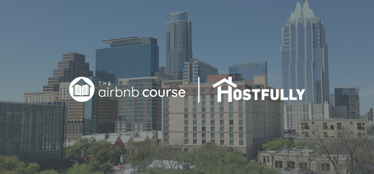 The Airbnb Course was featured in Hostfully